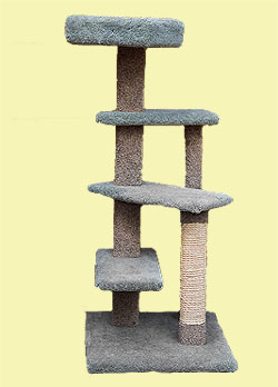 Hand Made Cat Furniture Check Out The Different Styles Of
